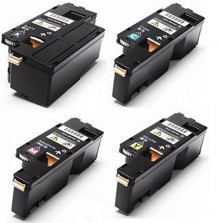 Fuji Xerox DocuPrint CP205 紅色環保碳粉匣